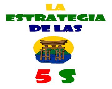 CONOCIENDO Y APLICANDO LAS 5'S